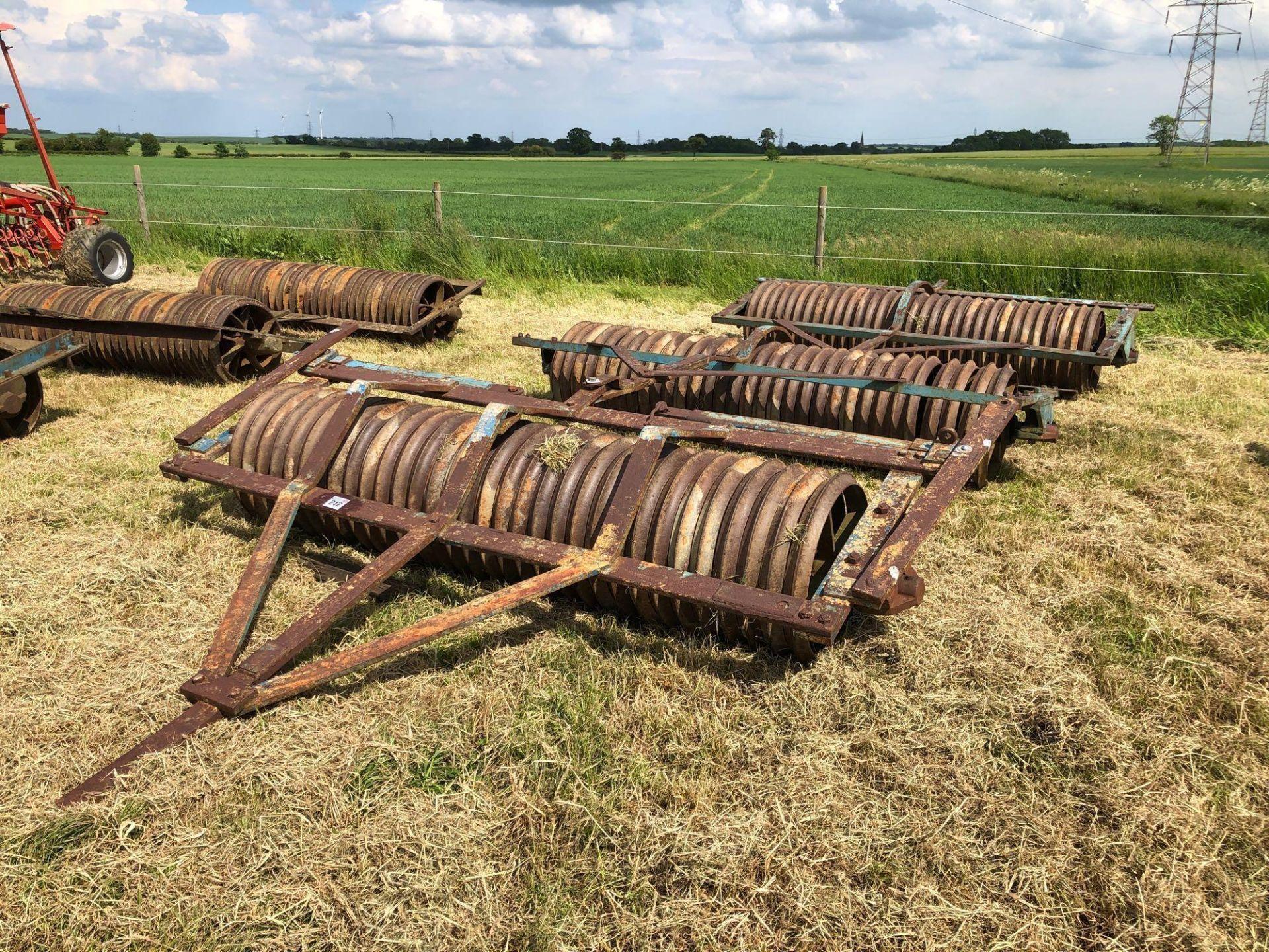 Gang of Cambridge rolls (3No 2m rolls)