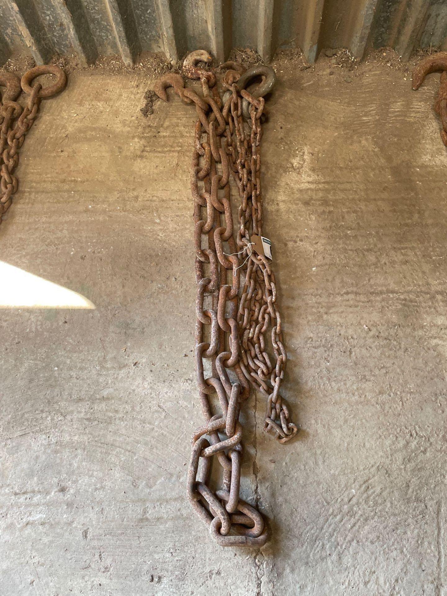 Quantity chains