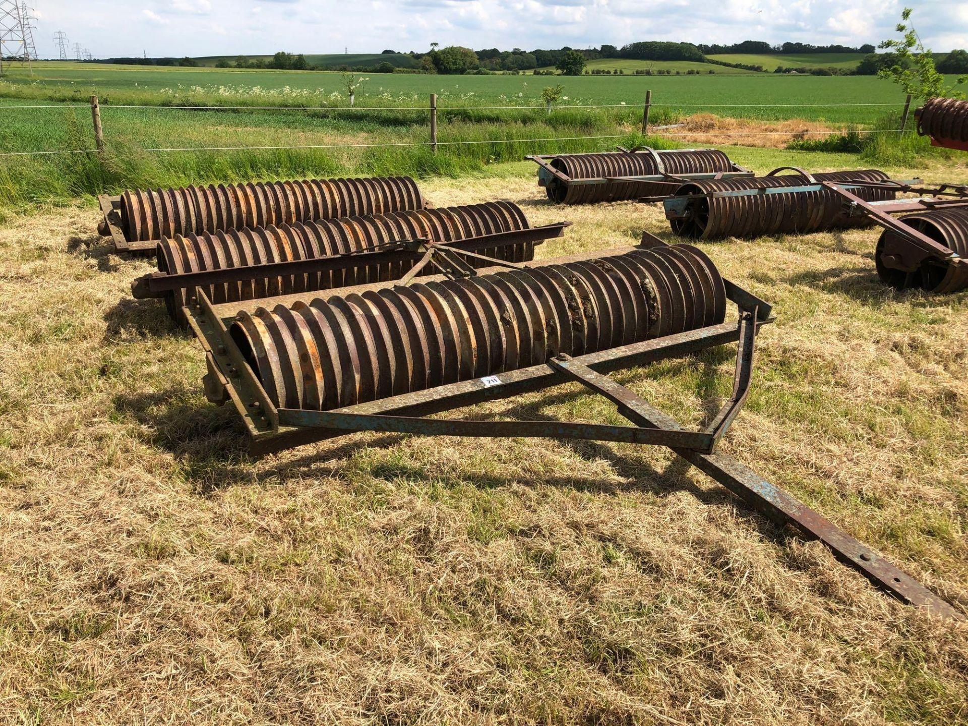 Gang of Cambridge rolls (3No 2m rolls) - Image 2 of 5