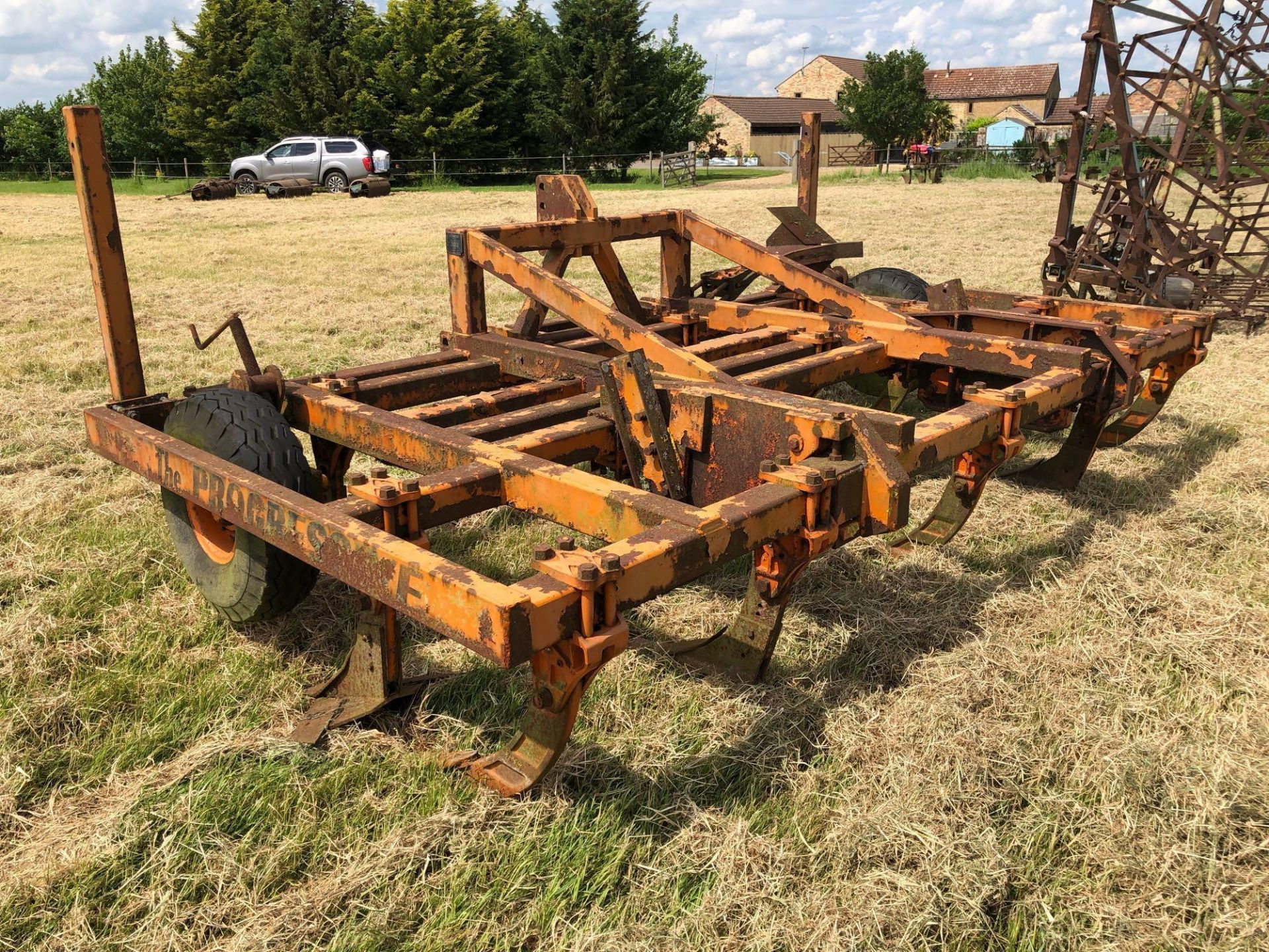 The Progressive cultivator, 4m linkage mounted. Serial No: 201434. Type: 4MH79 - Image 4 of 7