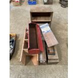 Quantity storage boxes and tool box