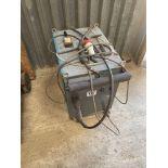 Migatronic 305XC3 phase MiG welder Serial No: 11070220