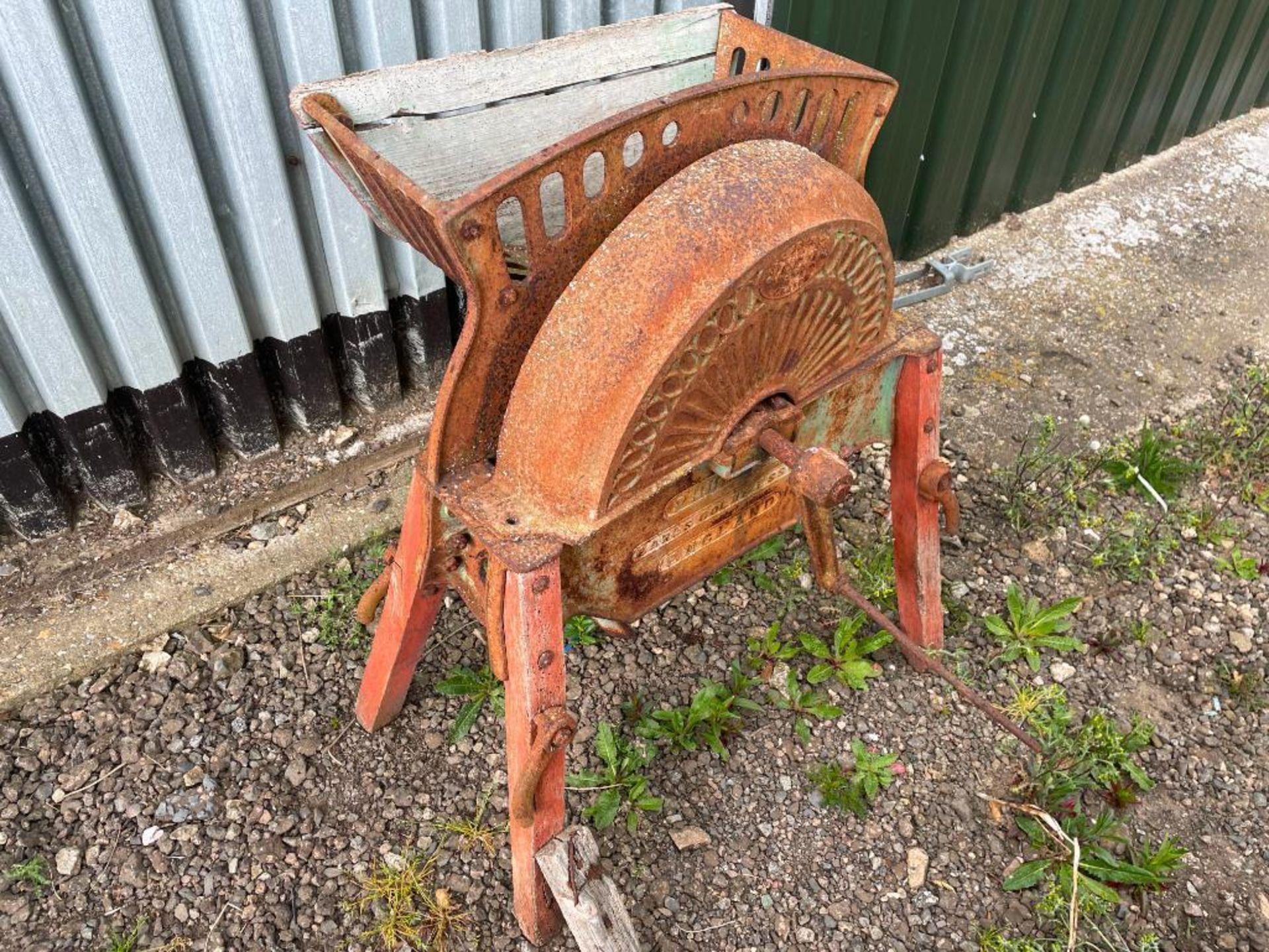 Hunt & Co vintage root cutter