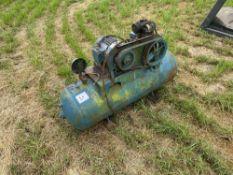 Compressor. Spares or repairs