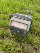 Marconi moisture meter