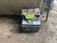 2No batteries