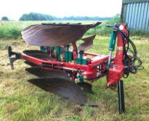 Kverneland LD85 5-Furrow Plough