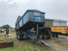 14T Bunnings Grain Trailer
