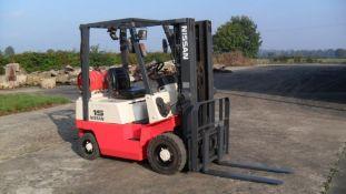 Nissan PJ01A15U Forklift