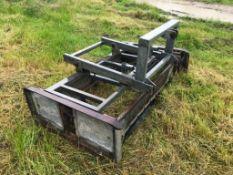 Reversible Yard Scraper
