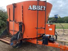 Abbey VF1250 Feeder Wagon