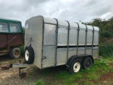 Ifor Williams TA5106 Livestock Trailer