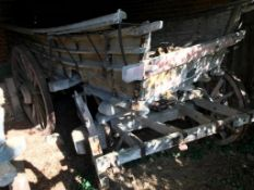 Gidney Harvest Wagon