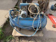 ABA 3 phase compressor NO VAT