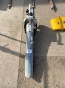Ryobi RGBV3100 mulching blower vacuum
