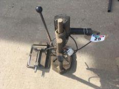 Black & Decker pillar drill NO VAT