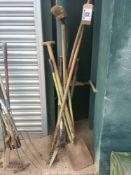Qty of various hand tools NO VAT