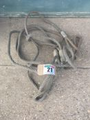 Qty of wire rope NO VAT