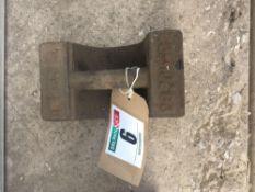 4 stone weight NO VAT