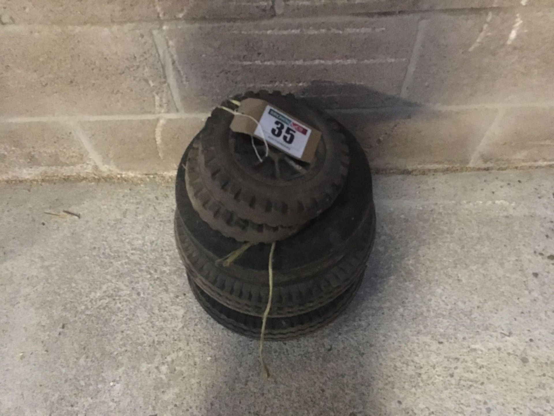 Miscelleanous wheels and tyres