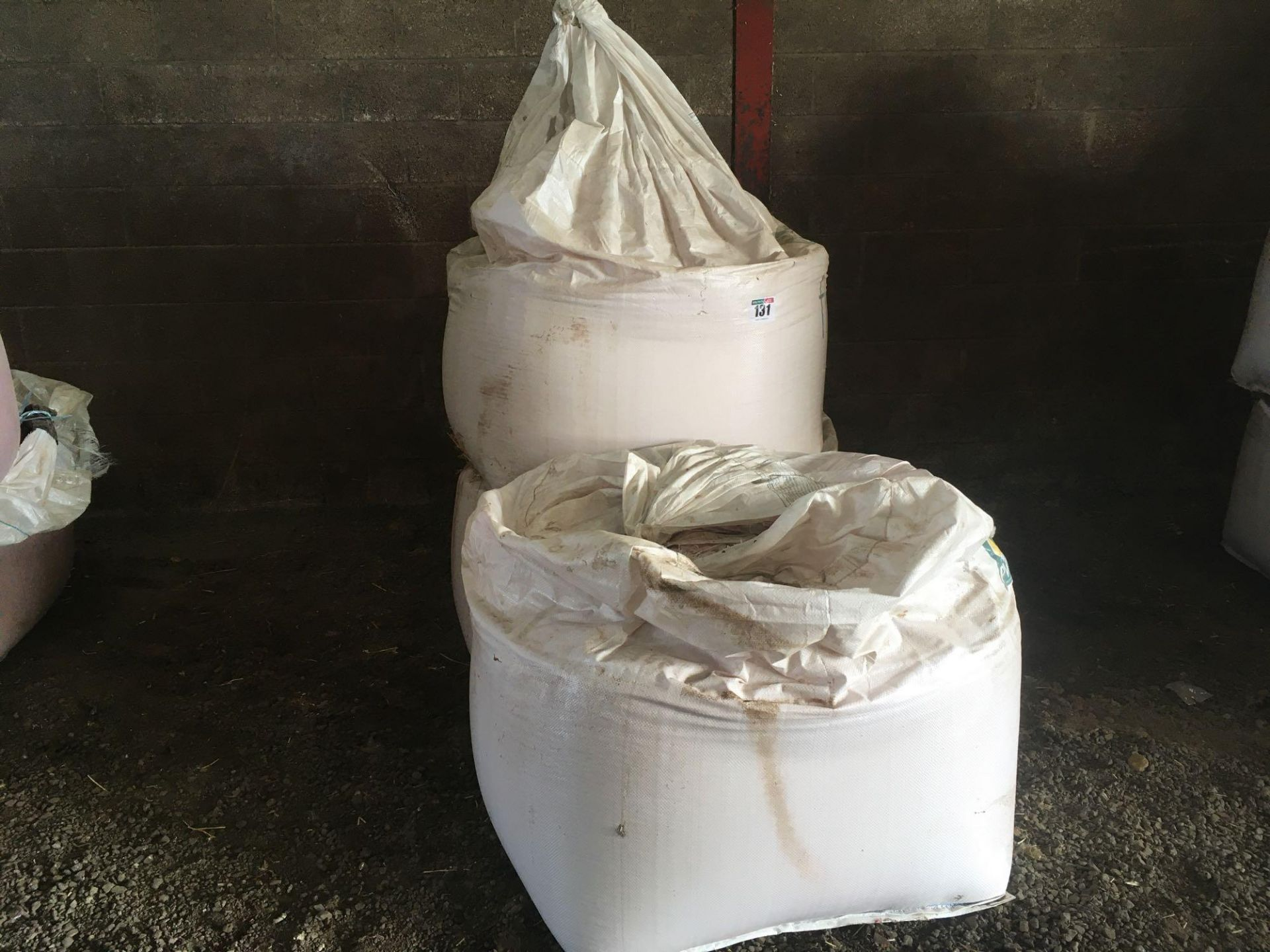 3 x 500kg bags of 2019 Winter Wheat seed (Germination tested)