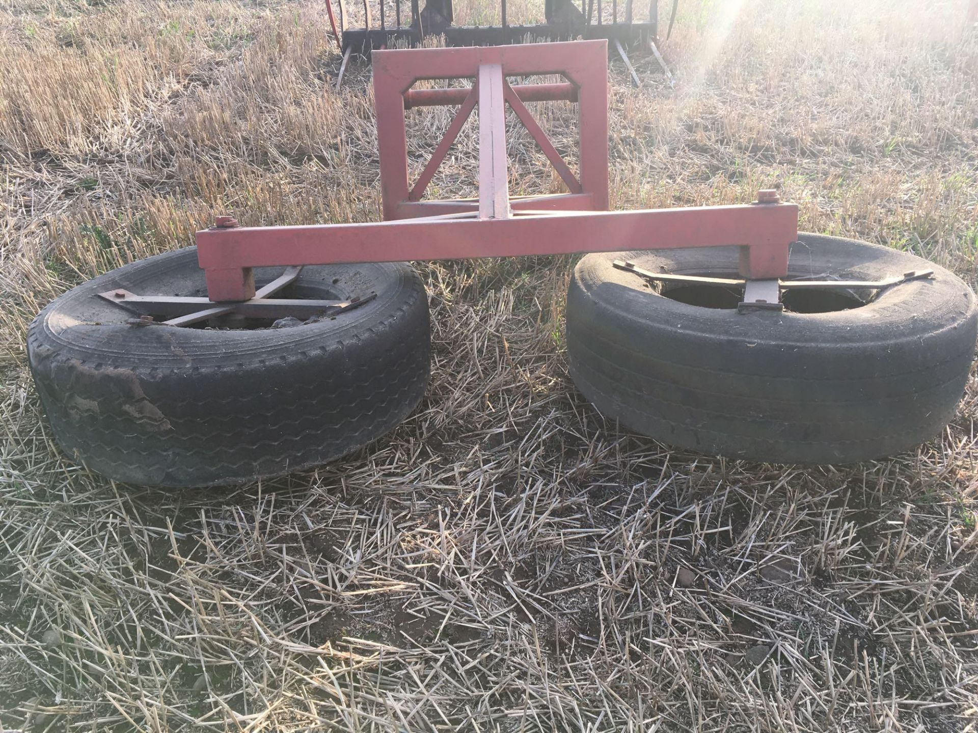 Silage pusher to fit Manitous - Image 2 of 2
