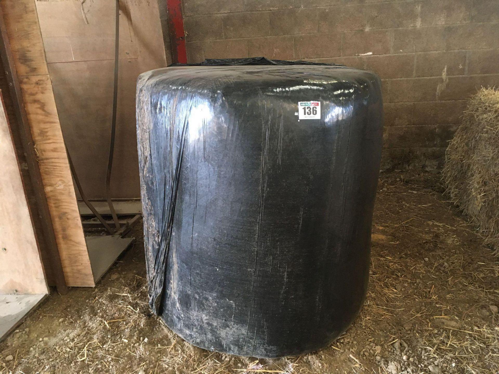 Qty of 2019 silage bales (circa 119 bales) - Image 2 of 4
