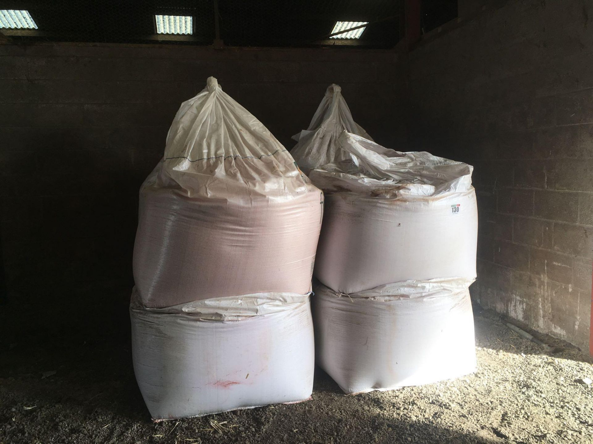 8 x 500kg bags of 2019 Winter Wheat seed (Germination tested)