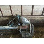 4 inch auger