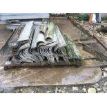 Quantity of fibre cement apex's