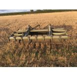 Muck grab with Chilton fittings to fit MX120