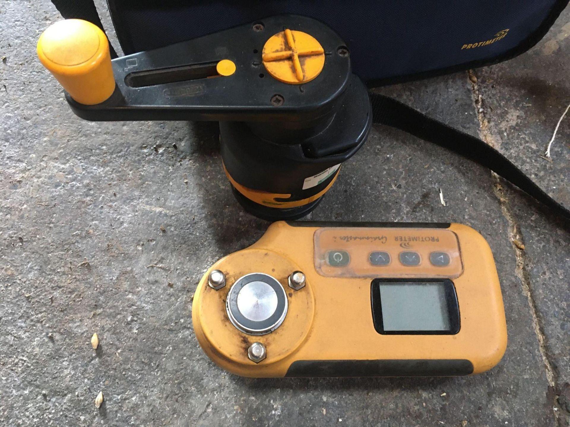 Protimeter moisture meter - Image 2 of 2