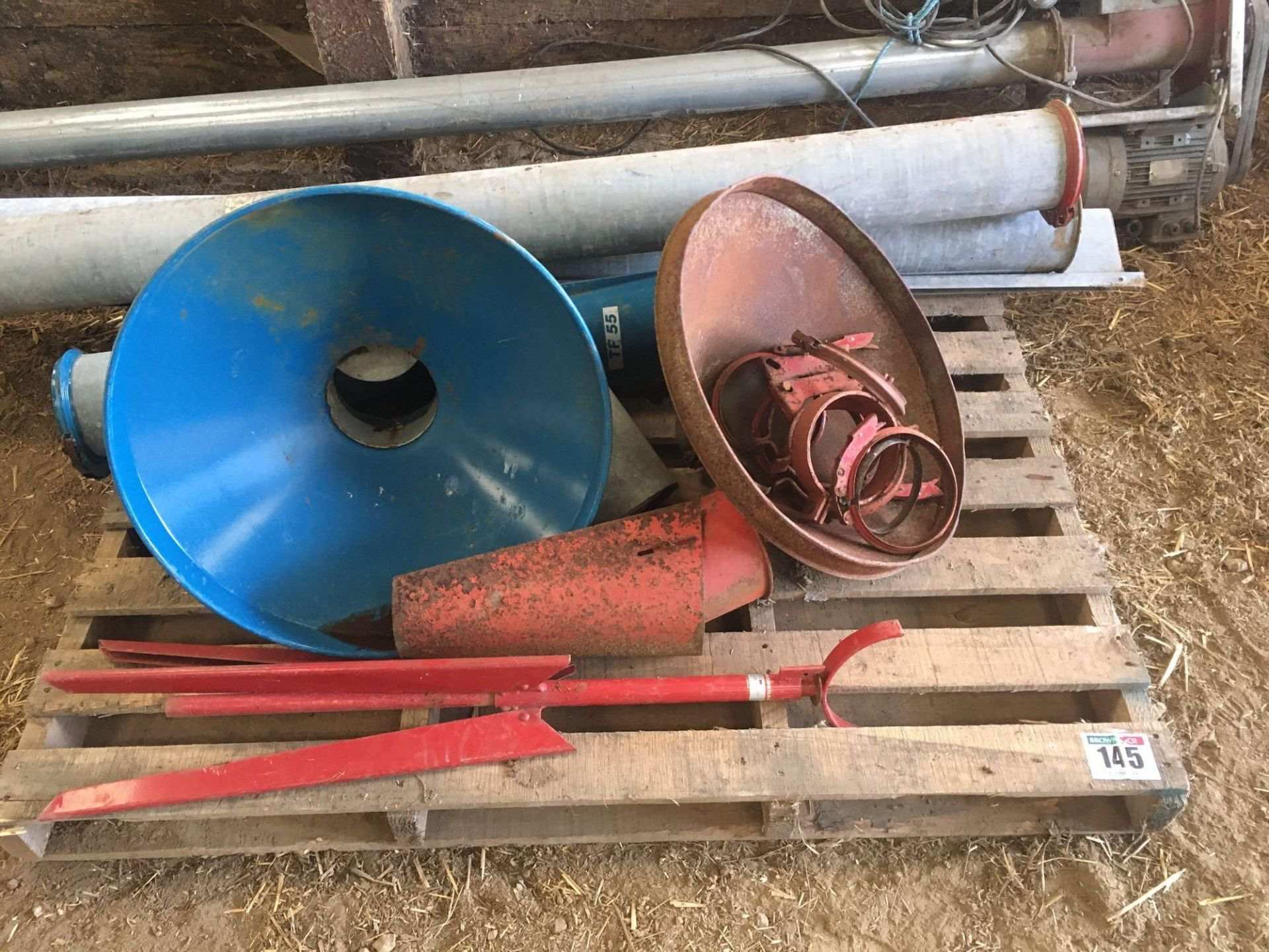MiscellaneousKongskilde sucker blower parts