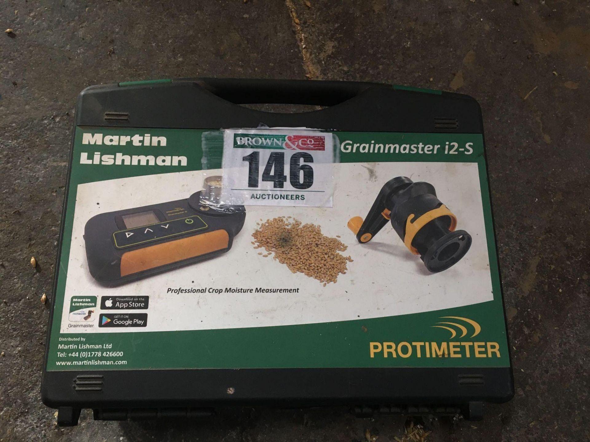 Martin Lishman ProtimeterGrainmaster i2-S