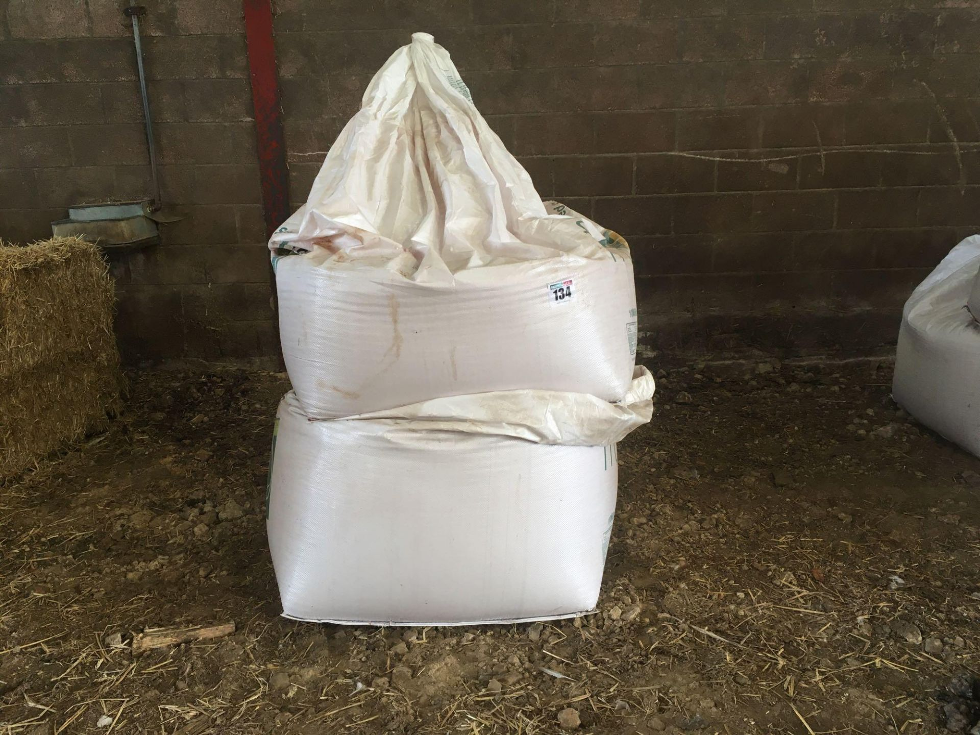 2 x 500kg bags of 2020 Winter Barley seed (Germination tested)
