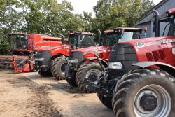 Dispersal Sale by Auction of Modern Farm Machinery and Equipment