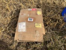 Quantity Case auger spares