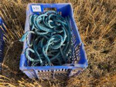 Quantity of rope