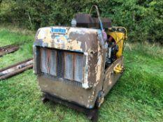 Broomwade compressor