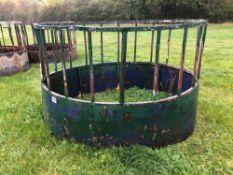 Cattle ring feeder