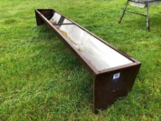 1No. Free standing 13ft 2inch trough