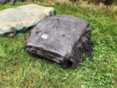 Quantity silage nets