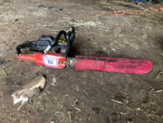 Jonsered 535 petrol chainsaw