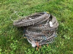 Quantity security wire