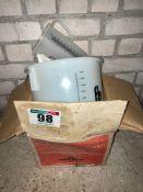 Sprayer calibration kit