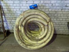 Qty of drainage pipe