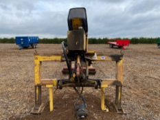 Foster D2 P digger for 3 point linkage, machine number: PH3240 c/w 5ft, 3ft, trench buckets & long r