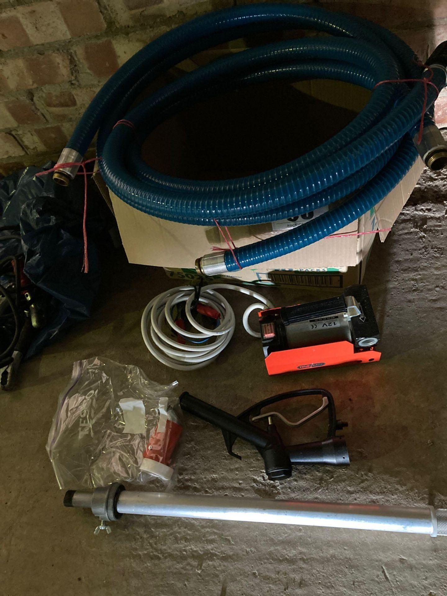 Truecraft 12 volt diesel pump