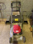 Honda Lawnmower Manual in the office