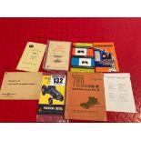 Qty manuals